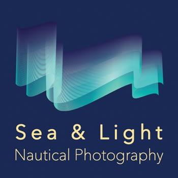 Logo for Sea & Light Nautical Photography
